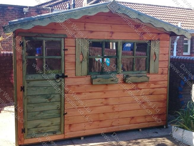 Cabin Style Wendy House