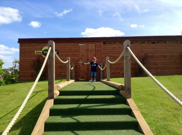 Celtic Manor Archery Range