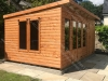 14  x 10 Summer House & Shed combined