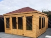 Garden Room Hip Roof