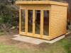 Summer House Pent Roof