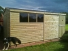 Shed & Play House combined