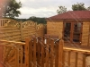 Garden Room, Fence Panels & Decking