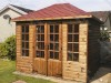 Summer House with Hip Roof