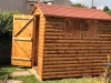 Timber Garden Shed Apex