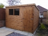 Garden Shed Pent Roof