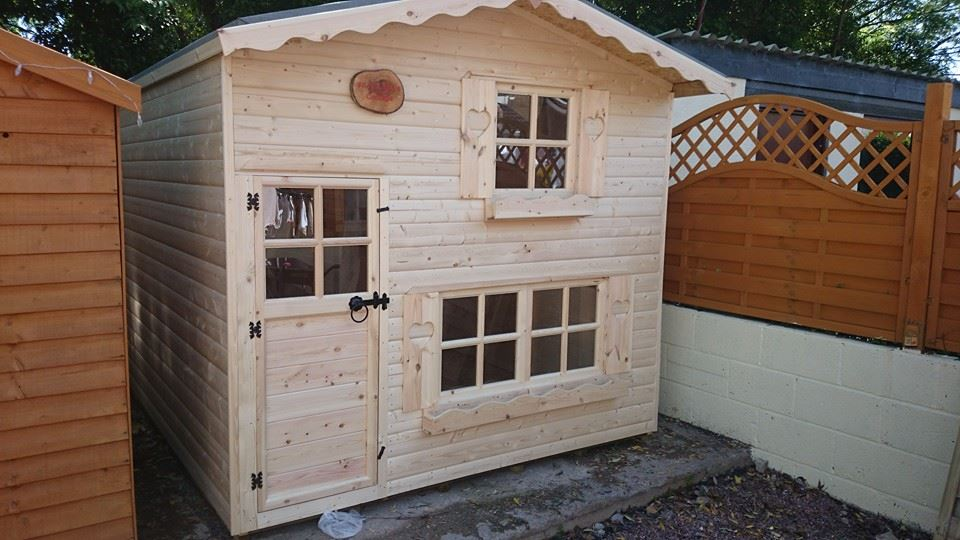 The Leading Supplier Of Timber Sheds Workshops Wendy