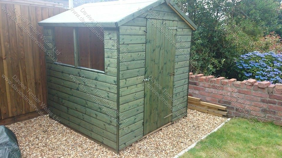 Standard Apex Shed