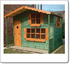wooden workshops and fence panels